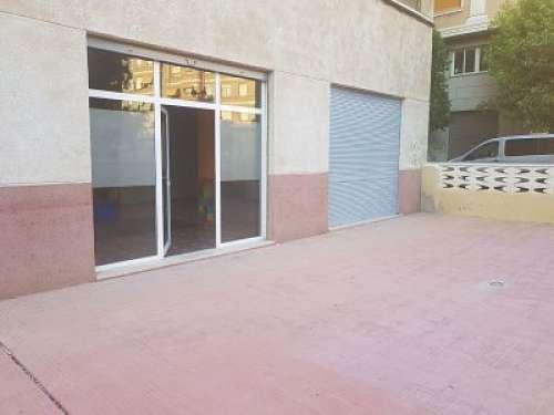 alquiler local de eventos en Petrer con terraza privada