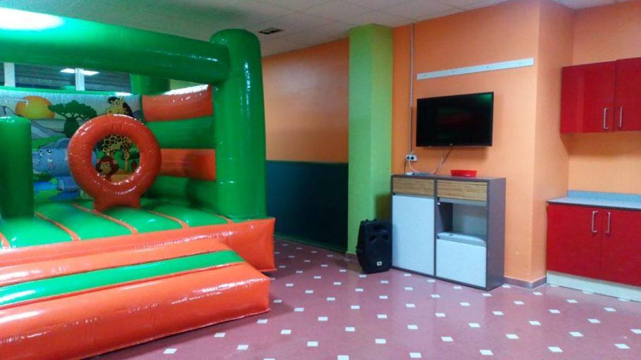 alquiler sala de fiestas familiares en Petrer