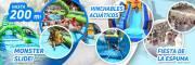 Alquiler hinchables acuáticos y Toboganes de agua para Alicante y Murcia